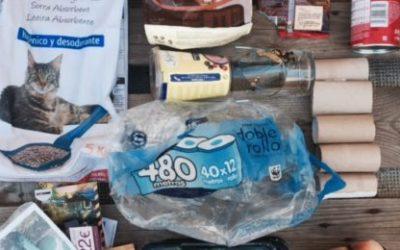 Residus del mes de maig: reciclatge