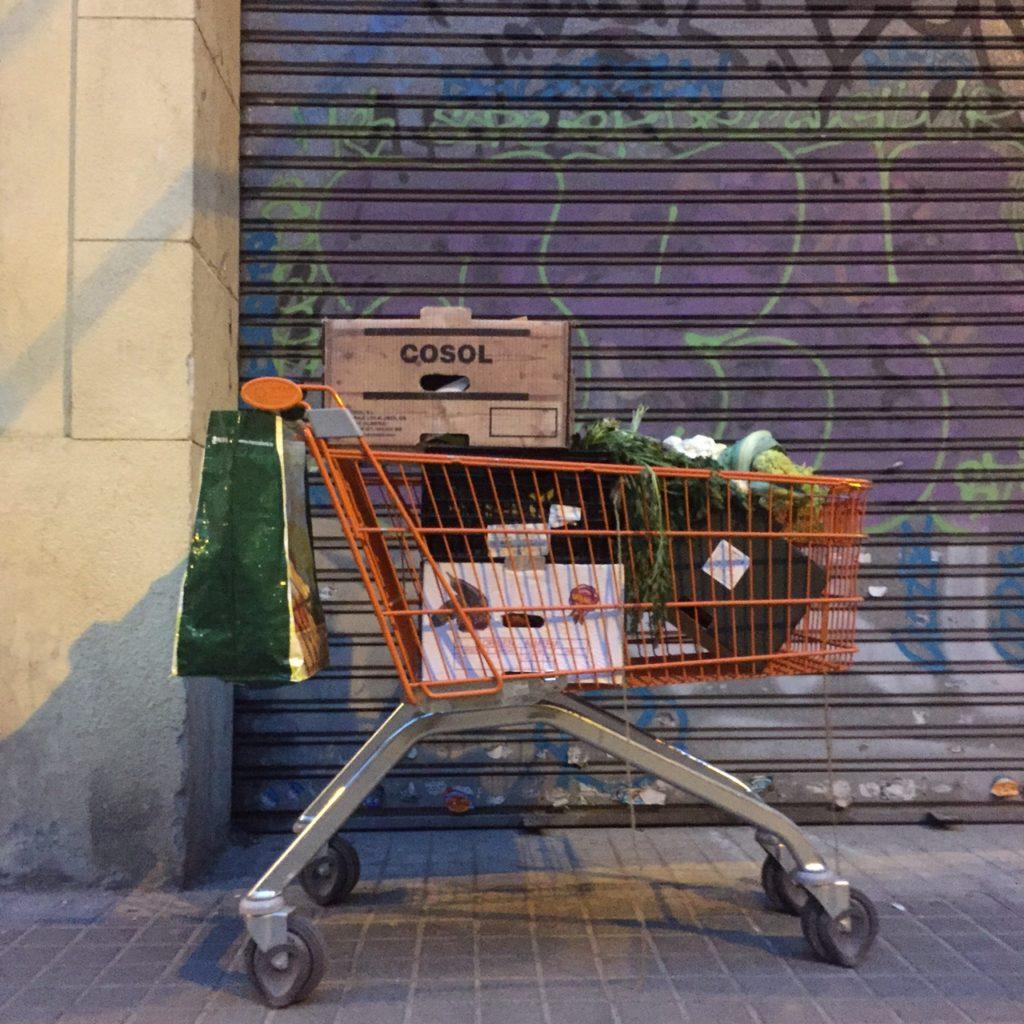 xarxes d'aliments: el carro
