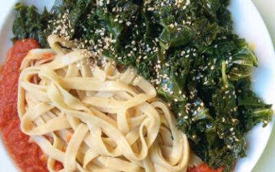 recepta zw – Pasta&Kale