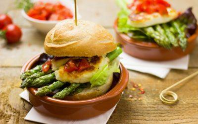 Recepta d'hamburguesa de coliflor